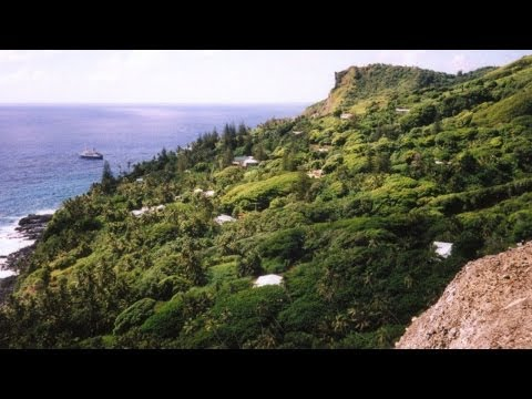 Pitcairn Islands Face Extinction