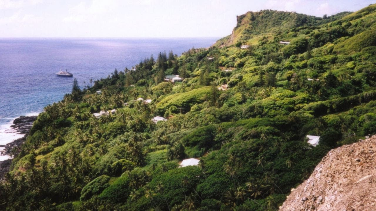 pitcairn islands face extinction youtube