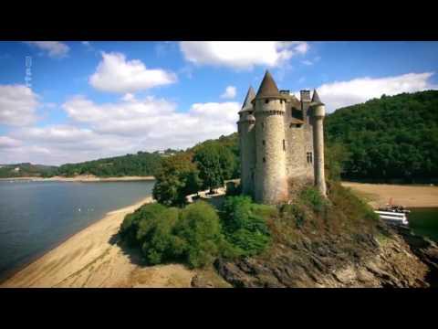 Documentaire Francais -La Dordogne - Du Massif central à la bastide de Domme -  2017