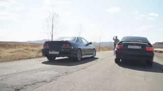 Skyline R33 vs T. Chaser 100