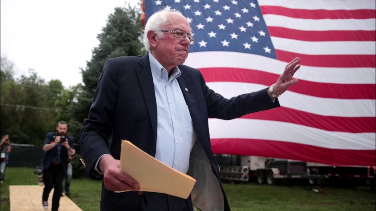 Bernie Sanders hospitalized with chest pain, campaign events canceled