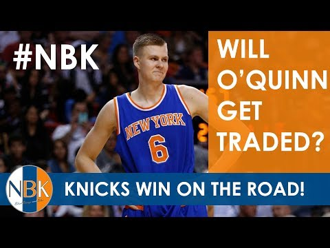New York Knicks Live Postgame Discussion: Knicks Win on the Road!; O