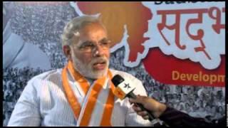 Narendra Modi's interview with Star News