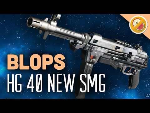 HG 40 BRAND NEW SMG! | Black Ops 3 Multiplayer Gameplay (Funny Moments)