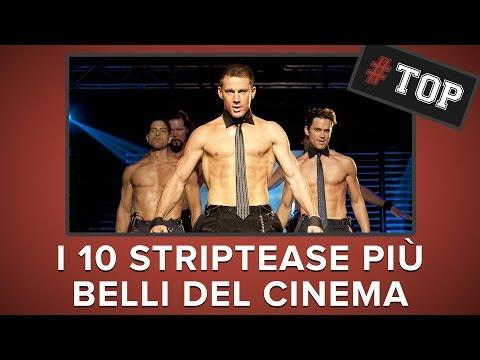 I MIGLIORI STRIPTEASE della storia del CINEMA - #Top10