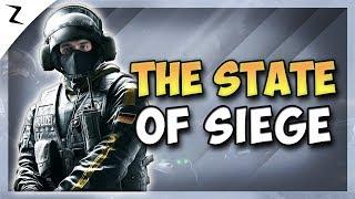 Скачать The State Of Rainbow Six Siege Year 4