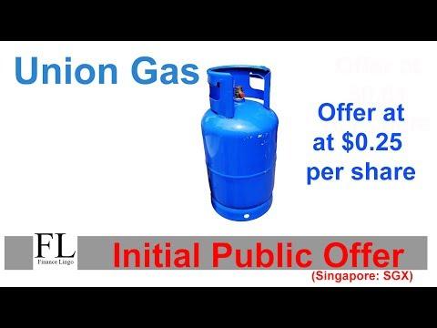 Union Gas IPO