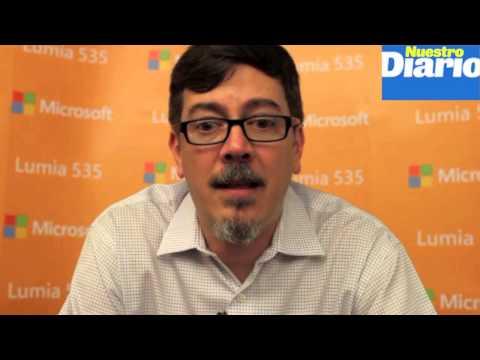 Mas noticias del Lumia 535