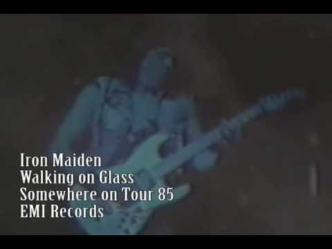 Iron Maiden - Walking on Glass - Video Clip