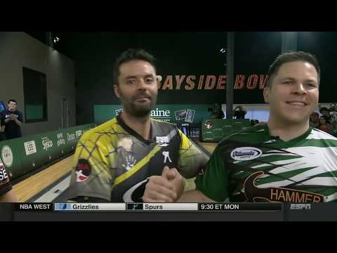 2017 Mainequarterly.com PBA Roth/Holman Doubles Championship Stepladder Finals