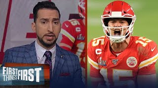"Nick Wright ""harsh"" Chiefs def Charge 23-20 Week 2; Patrick Mahomes needed OT to beat Justin Herbert"