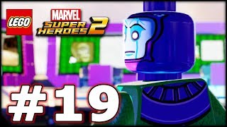 LEGO Marvel Superheroes 2 - Part 19 - Korvac! (HD Gameplay Walkthrough)