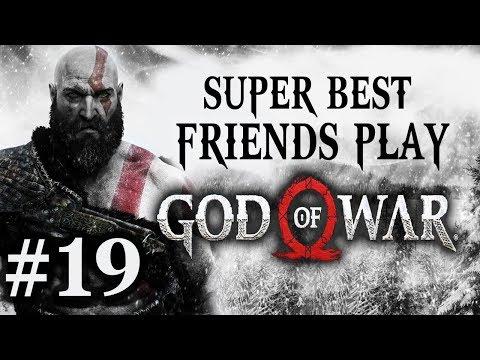 Super Best Friends Play God of War (Part 19)