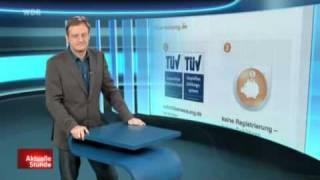 WDR Aktuelle Stunde - Virtuelle Währung Bitcoin