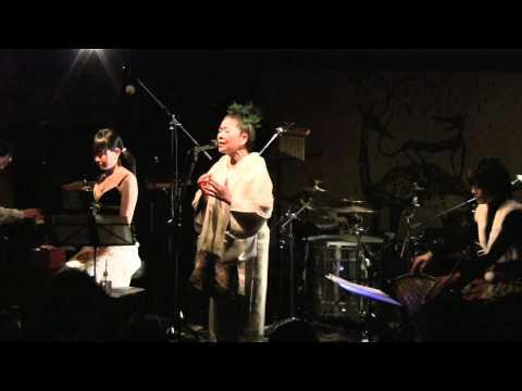 IkueAsazaki Live : ImanuKajakumo&AgaruHiNuHarukana「今ぬ風雲」「東がる陽ぬ春加那」