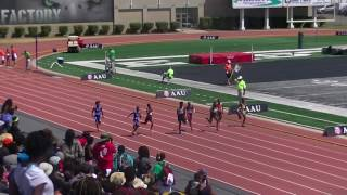 11yr Na'Seir Samuel 12.41s 100m Finals AAU Junior Olympics 2017