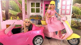 barbie bath