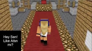 Ece Seçkin-Sayın Seyirciler(Minecraft Parodi)