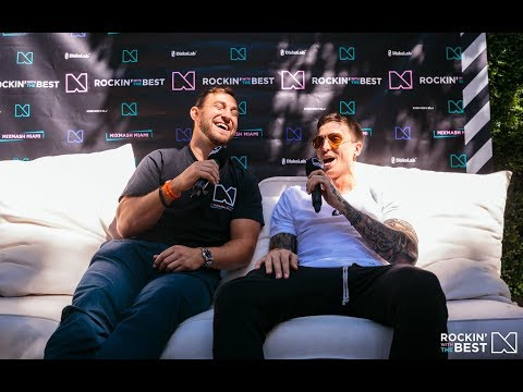 Mixmash Miami 2018 | Blasterjaxx about production, pranks and the next step