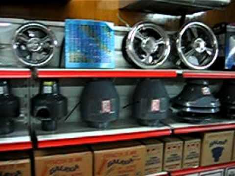 Nelson ventilaci n extractores para cocina y oficina 5 - Extractores de aire ...