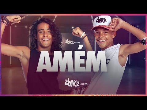 Amém - MC Bruninho e Enzo Rabelo Coreografia  Dance