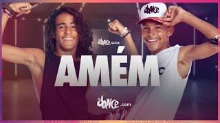 Baixar Amém - MC Bruninho e Enzo Rabelo (Coreografia Oficial) Dance Video