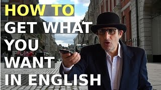 How to get what you want: 5 Levels of Politeness in English