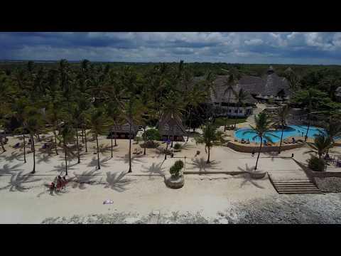 ZANZIBAR 2017 Karafuu Beach Resort & Spa DRONE