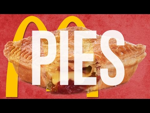 McDonald's Pies Around The World