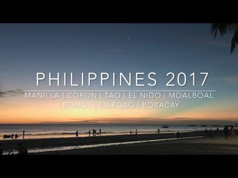Philippines | 2017 | GoPro Travel Video