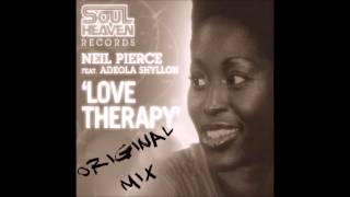 Neil Pierce feat. Adeola Shyllon - Love Therapy(Original Mix)