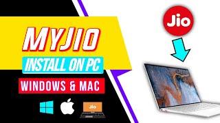 How to Install MyJio app on Low Pc | MyJio Run on pc | Windows & Mac | Download MyJio Pc screenshot 4