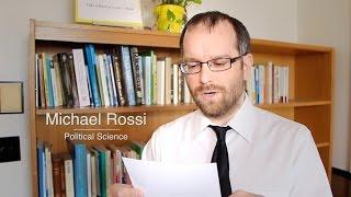 Rutgers Professors Read 'Rate My Professors' Reviews