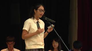 Publication Date: 2017-10-20   Video Title: 九龍真光中學  聯校辯論比賽