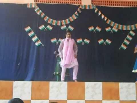 Baynes Memorial Baptist School-Independence day(Dance by std 10th)