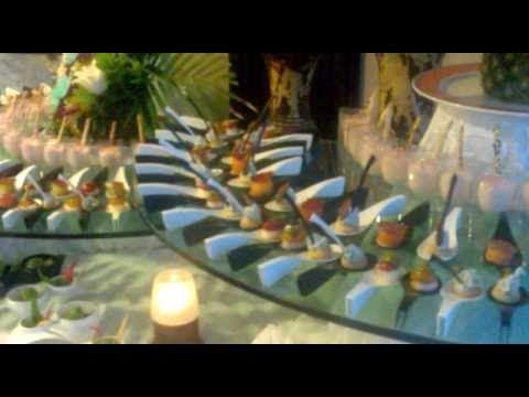 Decoraciones y canapes youtube - Decoracion de canapes ...