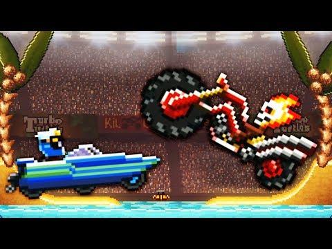 Crazy frog racer (PS2 / 2005) - Веселые гонки с сумасшедшим лягушонком!