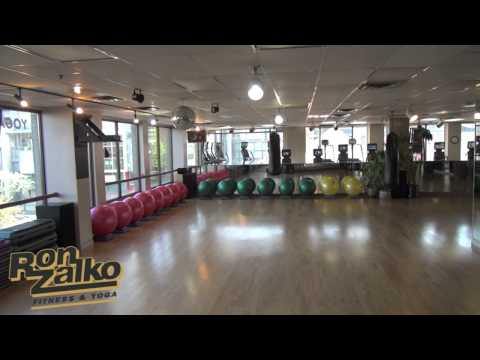 Virtual Tour of Ron Zalko Fitness and Yoga in Vancouver