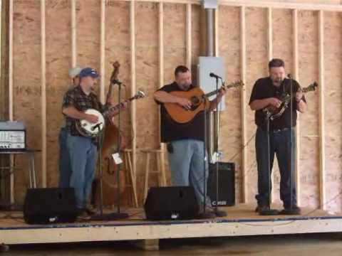 Dixieland Delight Bluegrass Style By Boundary Line At Lost Creek