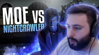 m0E VS NIGHTCRAWLER! CS:GO