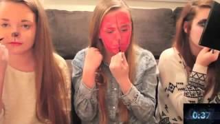 Animal Makeup Challenge   YouTube Thumbnail