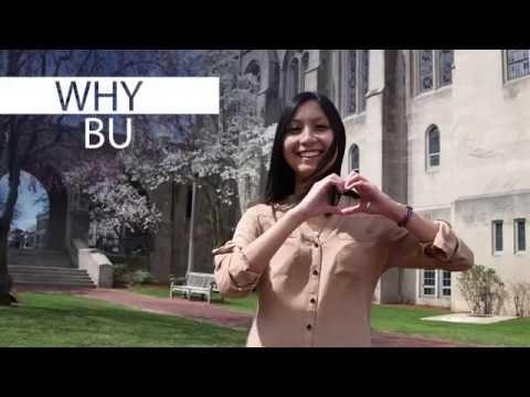 Why BU?