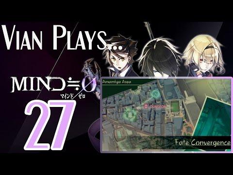 NOT Persona! Vian Plays: MIND Zero (27)  