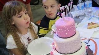 BARBIE BIRTHDAY PARTY | ERIKTV365 (Day #2347)