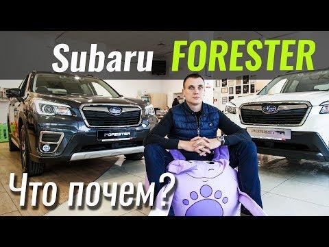 Subaru Forester 5 поколение Кроссовер