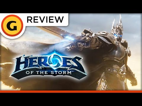 Heroes of the Storm - Review