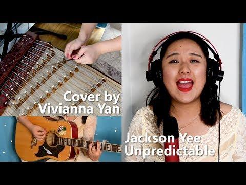 Jackson Yee – Unpredictable (cover By Vivianna Yan) W Dulcimer