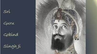 Sri Guru Gobind Singh Ji - by S. Kavi Raj Singh