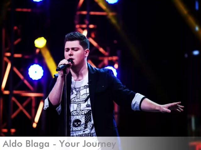 Aldo Blaga - Your Journey (Eurovision 2019 presentation clip)
