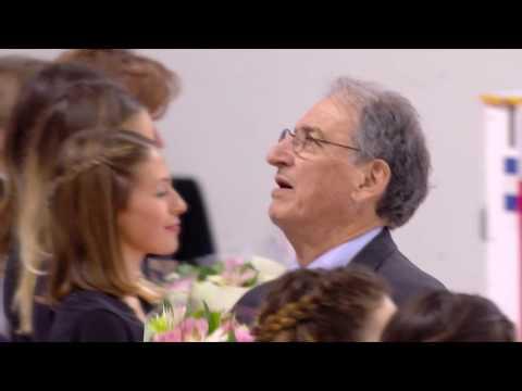 2016 ISU Junior Grand Prix Final - Marseille - Men Victory Ceremony
